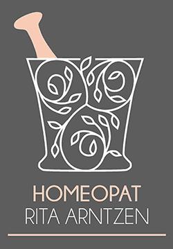 HOMEOPAT RITA ARNTZEN Logo